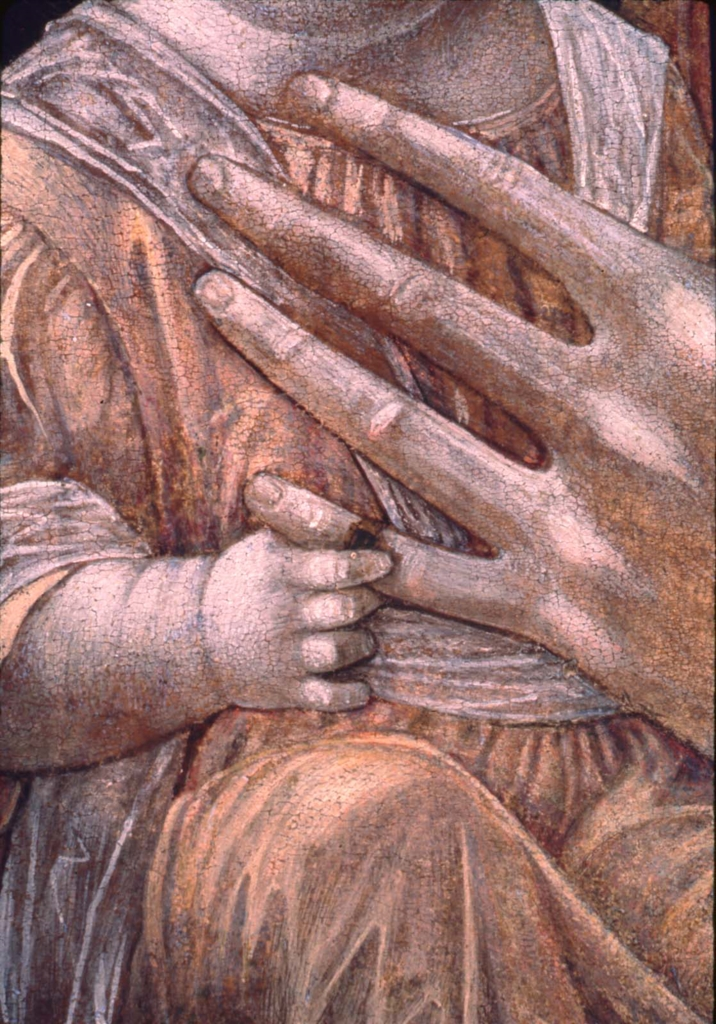 Madonna col Bambino (Virgin and Child) (In zoom 2)