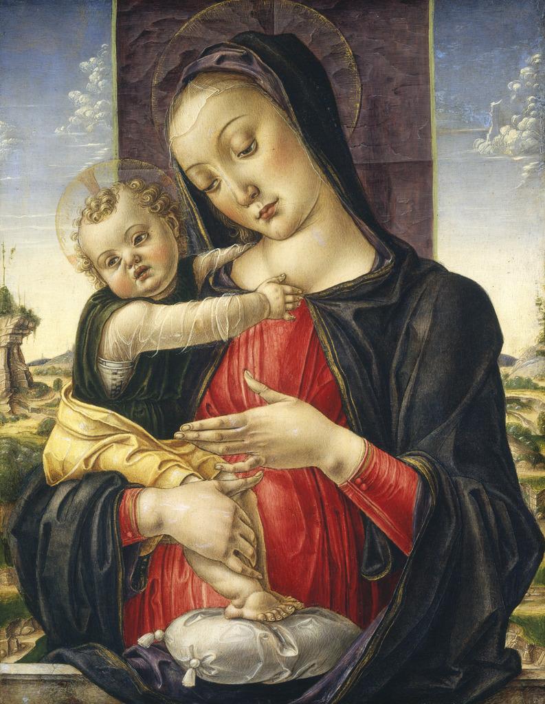 Madonna col Bambino (Vivarini)