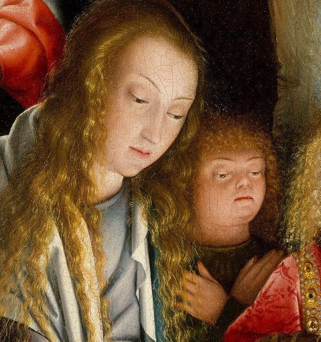 The Adoration of the Christ Child (In Zoom 1)